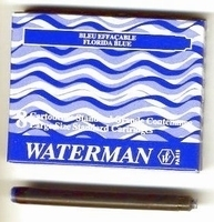 WATERMAN - CARTOUCHES D`ENCRE GM INTER 8